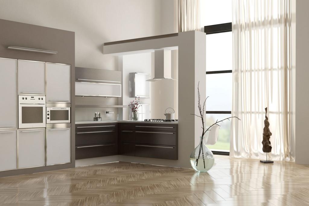מטבח קלאסי עיצוב שוויצרי ביתי